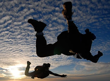 Skydiving San Jose